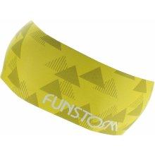Funstorm Arrow Sportovní čelenka Funstorm Arrow yellow