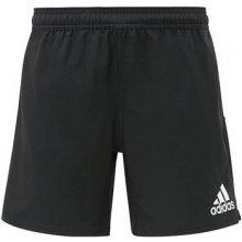 Adidas Kraťasy   Bermudy Šortky Classic 3-Stripes Rugby černé 478602b5e1