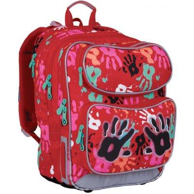 Topgal batoh CHI 699 G červená