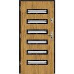 Erkado Venkovní vchodové dveře P86