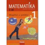 Matematika 1 ročník /2.díl učebnice Fraus
