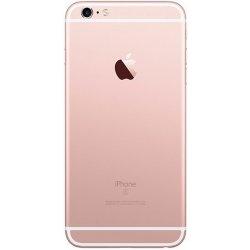 Kryt Apple iPhone 6S Plus zadní růžově zlatý b9fff336214