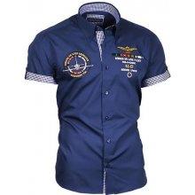 c8a1439ea13 Binder De Luxe košile pánská 82604 krátkýrukáv