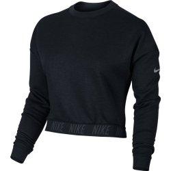 Nike Dry Crew LS W černá 860122-010 od 649 Kč - Heureka.cz 1b5d845786
