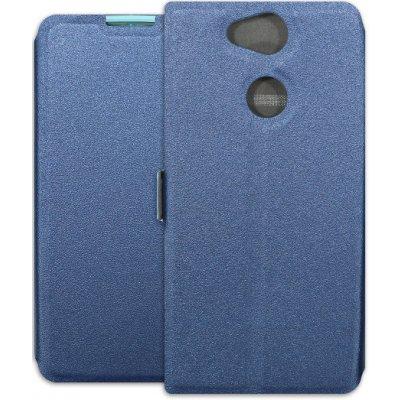 Pouzdro Wallet Book Sony Xperia XA2 námořnická modř