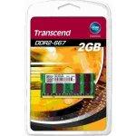 Transcend SODIMM DDR2 2GB 667MHz CL5 TS256MSQ64V6U