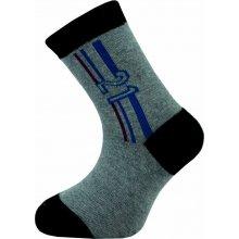 Novia Dětské kotníkové ponožky 136N 4 páry v balení mix vzorů 3efdfdb4d3