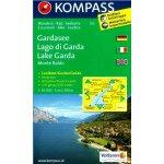 Lago di Garda 1:50 000 mapa