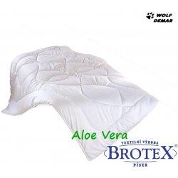 Brotex přikrývka Thermo Aloe Vera zimní 140x200