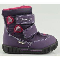 88e9178906d Dětská bota Primigi Dívčí zimní boty - fialové