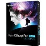 Corel PaintShop Pro 2018 Ultimate (PSP2018ULMLMBEU)