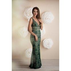 76ef315e76a Eva   Lola společenské šaty Enea zelená od 2 490 Kč - Heureka.cz
