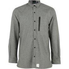 Košile pánské Shirt short sleeve 207 nebesky modrá