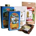Madal Bal Neera detoxikační balíček 1,5 l + nopal psyllium a detoxikační sůl