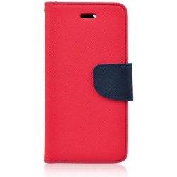 Pouzdro na mobilní telefon Pouzdro Smarty flip Xiaomi Redmi Note 4 červené 9ad77aa884f