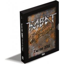 Kabát - Banditi di Praga Turné 2011, 2 DVD
