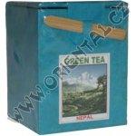 Nepál Zelený čaj Ilam paper box 50 g