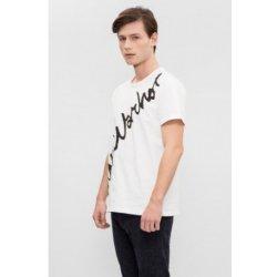 Pepe Jeans Bílé tričko Andy Warhol SIGNATURE Bílá alternativy ... 7bbd3b84af
