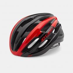 Přilba, helma, kokoska Giro Foray matt black/vermilion 2017