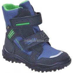 f8947be5402 Superfit 1-00044-82 zimní boty HUSKY modrá od 900 Kč - Heureka.cz