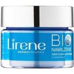 Lirene Bio Hydration lehký hydratační krém pro normální až smíšenou pleť (With Vitamin E, Mango Extract and Flower Water) 50 ml