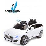 Toyz Commander elektrické autíčko 2 motory white