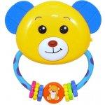 Baby Mix Alexis Chrastítko medvídek hrající