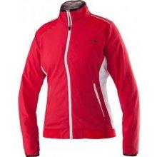 Head dámská bunda Club W Jacket červená