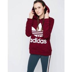 Adidas Originals Trefoil Hoodie červená alternativy - Heureka.cz 568b8541120