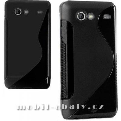 Pouzdro S-Line Samsung I9070 Galaxy S Advance černé