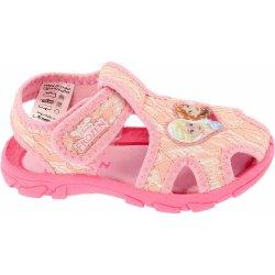 5587f9fa02b1 Dětská bota Disney by Arnetta Dívčí sandály Frozen - růžové