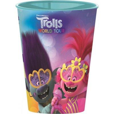 Javoli Plastový kelímek Trollové II 260 ml