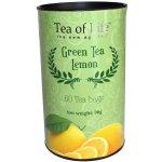 Tea of Life zelený čaj citrón sáčkový 60 ks