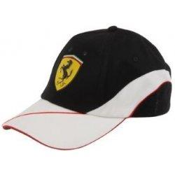 Puma Scuderia Ferrari kšiltovka černá pánská alternativy - Heureka.cz 4191debd37