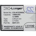 Baterie Cameron Sino CS-ACZ200SL 1200mAh - neoriginální