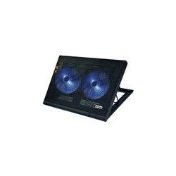 681a4c83e3 Podložky a stojany k notebooku VAKOSS LF-2463 černá   Chladící podložka pod  notebook 17
