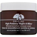 Origins High-Potency Night-A-Mins regenerační noční krém s minerály 50 ml