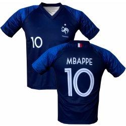 687569534 Fotbalový dres SP Mbappe Fotbalový dres Francie