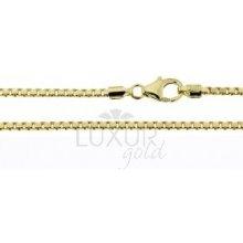 Náramek ze žlutého zlata LUXUR GOLD 3040176