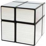 Rubikova kostka Mirror Cube Stříbrná 2x2x2