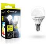 Moonlight LED žárovka E14 220-240V 3W 240lm 3000k teplá 25000h 2835 45mm/83mm