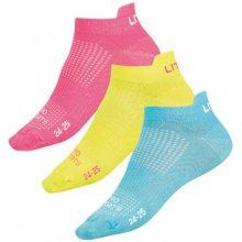 Litex ponožky nízké 99661 tyrkysová