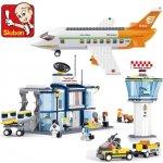 Sluban B0367 Aviation Mezinárodní letiště 678 dílků