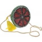 Crafted Essentials batoh Glitter Fruit watermelon
