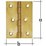 Závěs kloub. 60x1,0mm ZS60