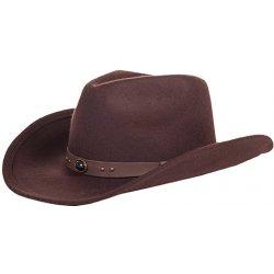 4191ce98adb Westernový klobouk HKM Houston hnědá alternativy - Heureka.cz