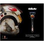 Gillette Fusion ProGlide Holicí strojek + Náhradní hlavice + Gel na holení 75 ml dárková sada