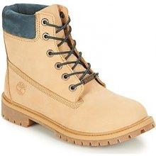 Timberland Kotníkové boty Dětské 6 In Premium WP Boot Modrá 72757084de