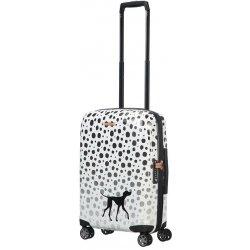 Cestovní zavazadla Samsonite Kufr Disney forever Spinner 55 20 Cabin 101  Dalmatians b29883e87f