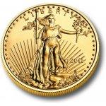 Eagle Zlatá mince American 1 4oz